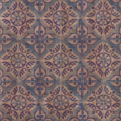 Tela de Cortiça - Azulejos I
