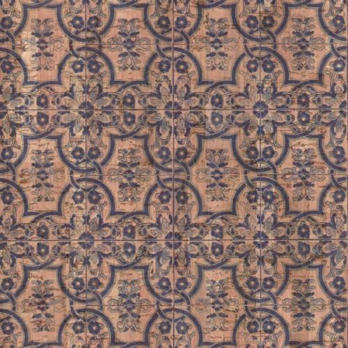 Tela de Cortiça - Azulejos II