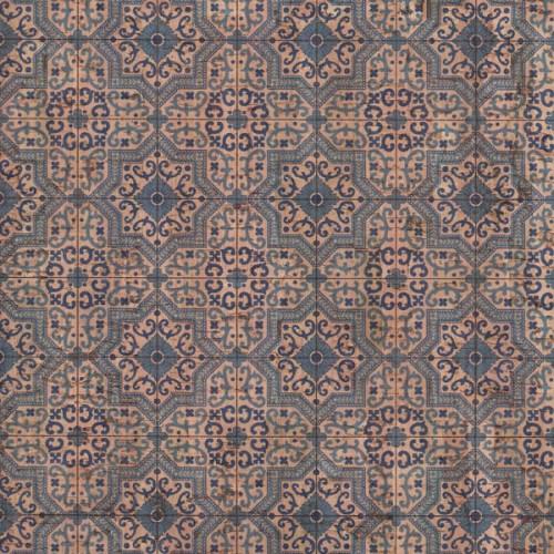 Tela de Cortiça - Azulejos VIII