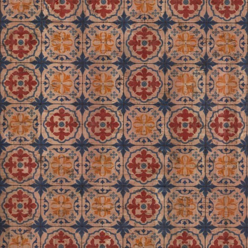Tela de Cortiça - Azulejos X