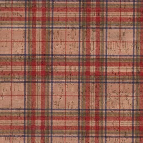 Tela de Cortiça - Escocês