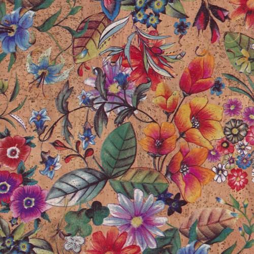 Tela de Cortiça - Bouquet