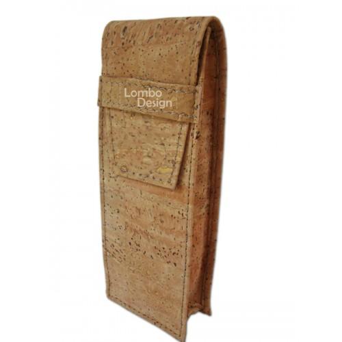 Bolsa Porta- Canetas em Cortiça
