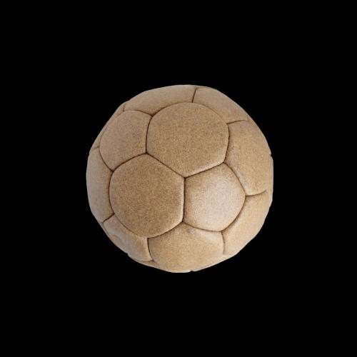 Bola de Futebol em cortiça