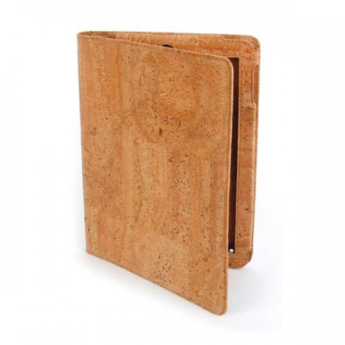 Pasta para iPad2 em Cortiça