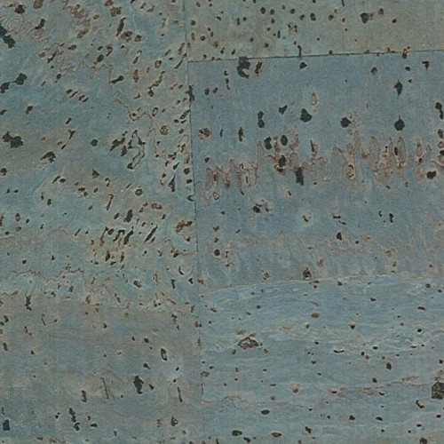 Tela de Cortiça - Azul Cinza